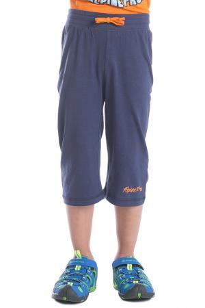 Три четверти брюки Alpine Pro. Цвет: синий