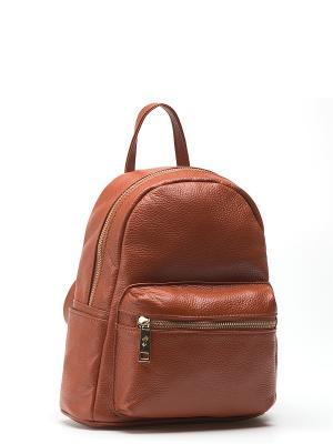 Рюкзак Labbra. Цвет: рыжий