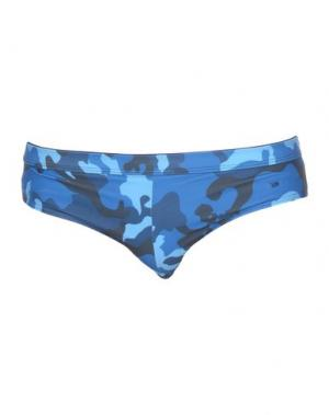 Плавки GAS. Цвет: темно-синий