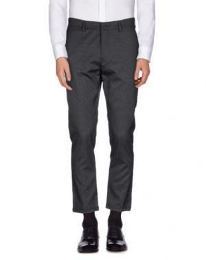 Повседневные брюки MC MASTER OF CEREMONIES. Цвет: стальной серый