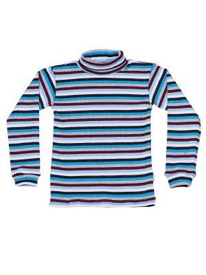 Водолазка с начесом МИКИТА. Цвет: черный, бордовый, голубой, серый меланж, белый