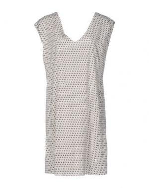 Короткое платье ATTIC AND BARN. Цвет: белый