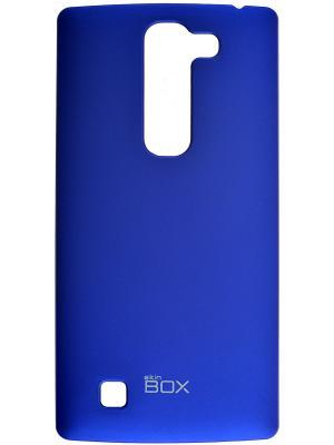 Клип-кейс для  LG Magna skinBOX. Цвет: синий