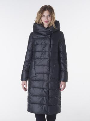 Пальто CATTAIL WILLOW. Цвет: черный
