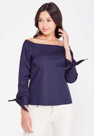 Блуза Cocos. Цвет: синий