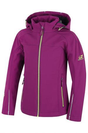 Куртка HANNAH. Цвет: фиолетовый