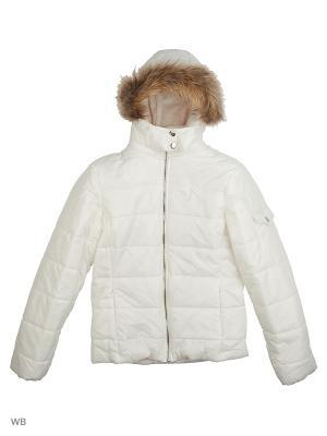 Куртки Senso kids. Цвет: кремовый
