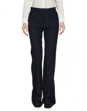 Повседневные брюки BOULE DE NEIGE. Цвет: темно-синий
