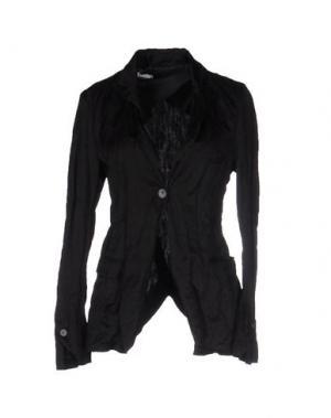 Пиджак NOSTRASANTISSIMA. Цвет: черный