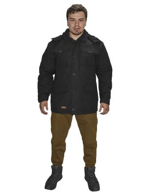 Куртка Master TACTICAL FROG. Цвет: черный