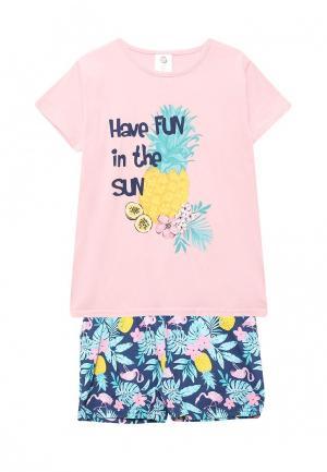 Пижама Infinity Kids. Цвет: разноцветный