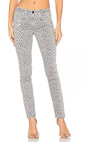 Узкие джинсы с молнией billie Black Orchid. Цвет: none