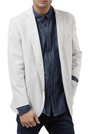 Пиджак STONES. Цвет: мультицвет, зеленый