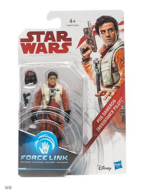Фигурка с двумя аксессуарами 9см оранжевый ассорт. Star Wars. Цвет: красный