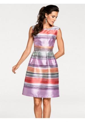 Платье ASHLEY BROOKE by Heine. Цвет: цветной