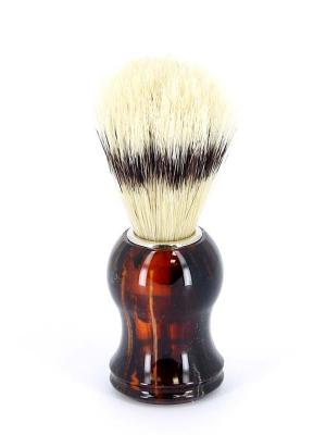 Помазок для бритья Mondial.. Цвет: темно-коричневый