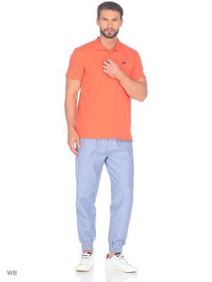 Футболка-поло RITMIKA. Цвет: оранжевый
