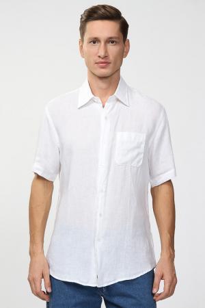 Рубашка Fiume. Цвет: белый