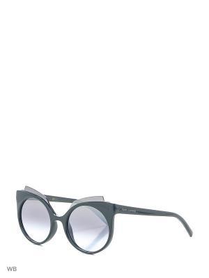 Солнцезащитные очки MARC JACOBS. Цвет: зеленый