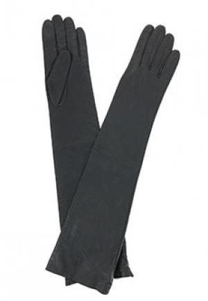 Перчатки ICEBERG. Цвет: черный