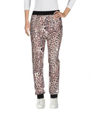Повседневные брюки MY T-SHIRT. Цвет: бежевый
