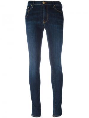 Super skinny jeans Dont Cry Don't. Цвет: синий