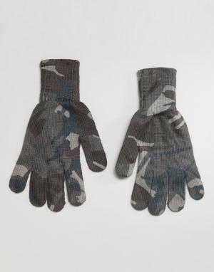 G-Star Перчатки с логотипом Xemy. Цвет: черный