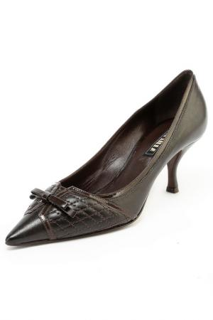 Туфли Le Silla. Цвет: коричневый