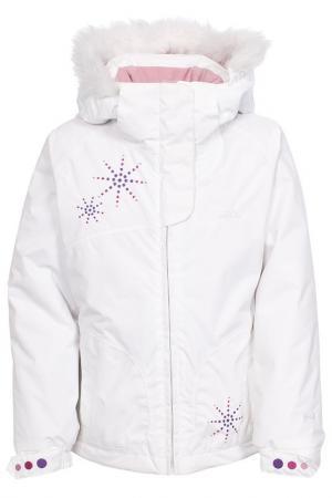 Jacket Trespass. Цвет: white