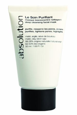 Маска для лица очищающая Le Soin Purifiant Absolution. Цвет: без цвета