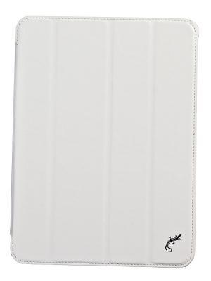 Чехол G-case Slim Premium для Samsung Galaxy Tab 4 10.1. Цвет: белый