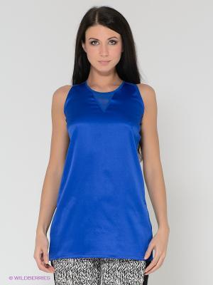 Туника Vero moda. Цвет: синий