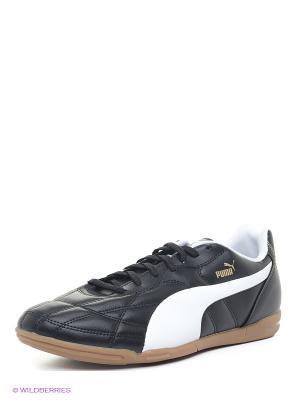 Бутсы Classico IT Puma. Цвет: черный, белый