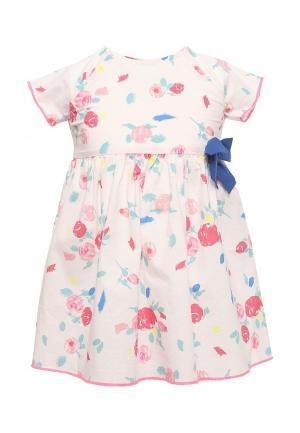 Платье Petit Bateau. Цвет: розовый