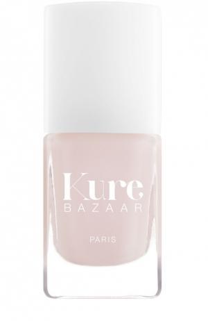 Лак для ногтей, оттенок Rose Milk Kure Bazaar. Цвет: бесцветный