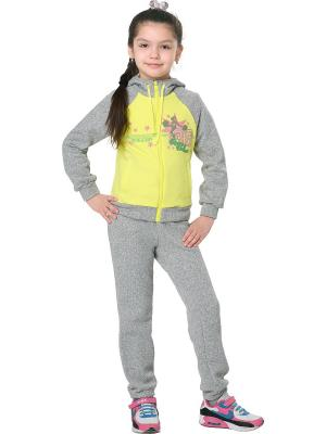 Комплект Ребекка OVAS. Цвет: серебристый, желтый