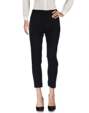 Повседневные брюки RING. Цвет: черный