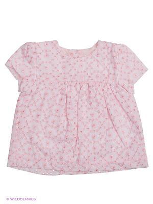 Блузка CHICCO. Цвет: бледно-розовый