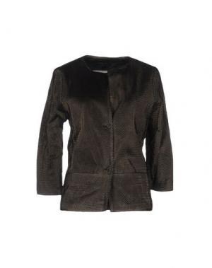Пиджак VINTAGE DE LUXE. Цвет: бронзовый