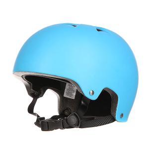 Шлем для скейтборда  Pro Eps Helmets Blue - Mat Harrison. Цвет: голубой