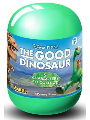 Игрушка Zuru Капсула высотой 75 мм с фигуркой м/ф Хороший динозавр, 5 асс.. Цвет: зеленый