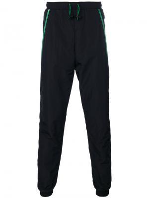 Спортивные брюки с эластичным поясом Cottweiler. Цвет: чёрный