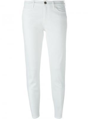 Джинсы Tomboy Mih Jeans. Цвет: белый