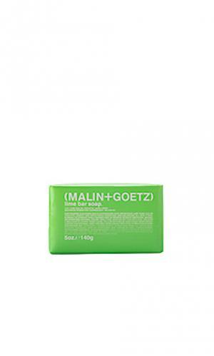 Мыло лайм MALIN+GOETZ. Цвет: beauty: na
