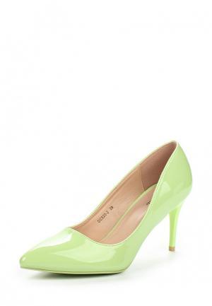 Туфли Rio Fiore. Цвет: зеленый