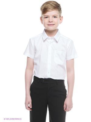 Рубашка Nota Bene. Цвет: белый