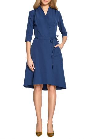 Dress Stylove. Цвет: navy blue