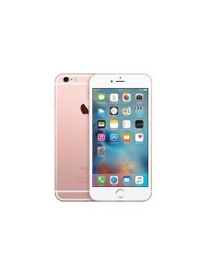 Смартфон Apple MKUG2RU/A iPhone 6s Plus 128Gb розовый. Цвет: розовый