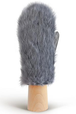 Варежки Eleganzza. Цвет: серый