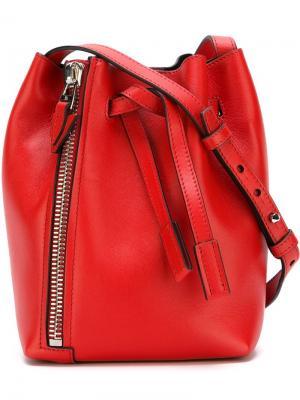 Мини сумка Scarlet Elena Ghisellini. Цвет: красный